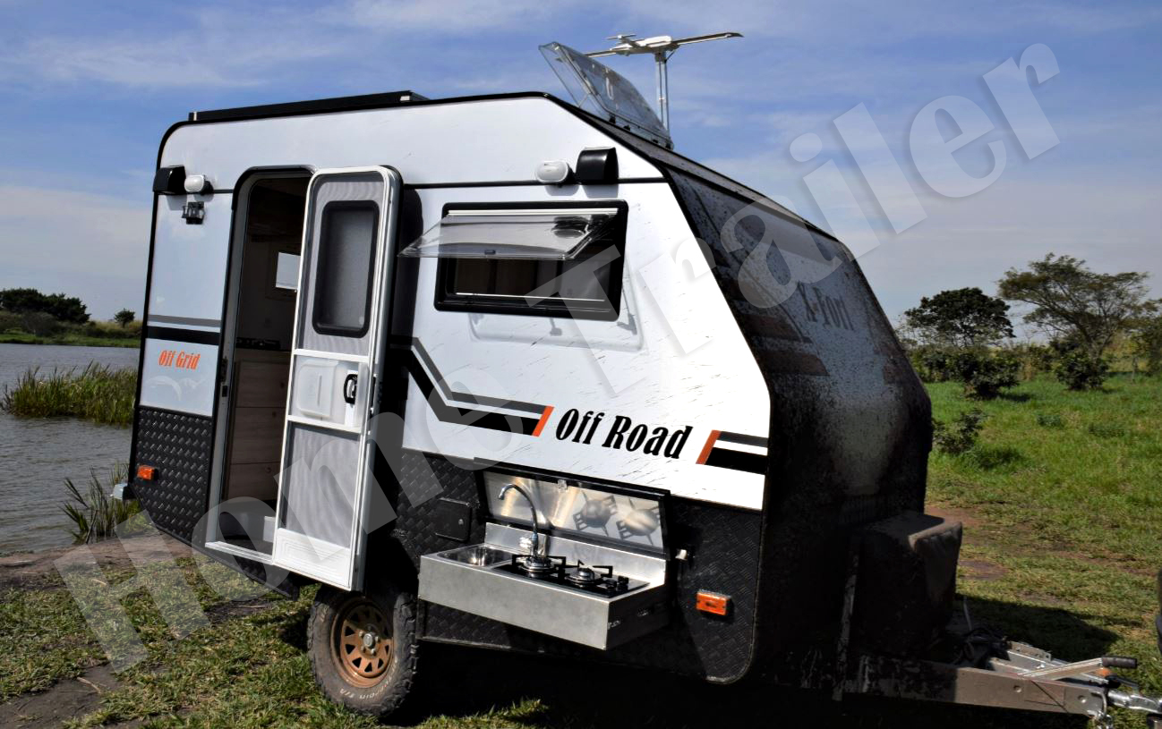 Home Trailer X-Fort