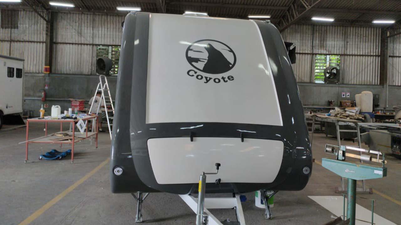 Coyote 600 SL