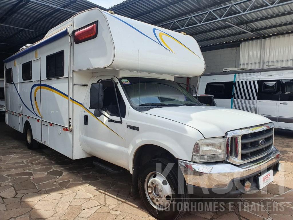 Motorhome F-4000 Casa do Camping